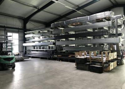 Lager Zaunbau Fuehrle